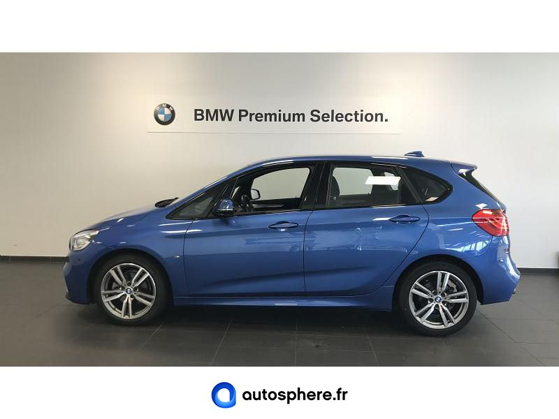 BMW SERIE 2 ACTIVE TOURER 218I 136CH M SPORT - Miniature 3