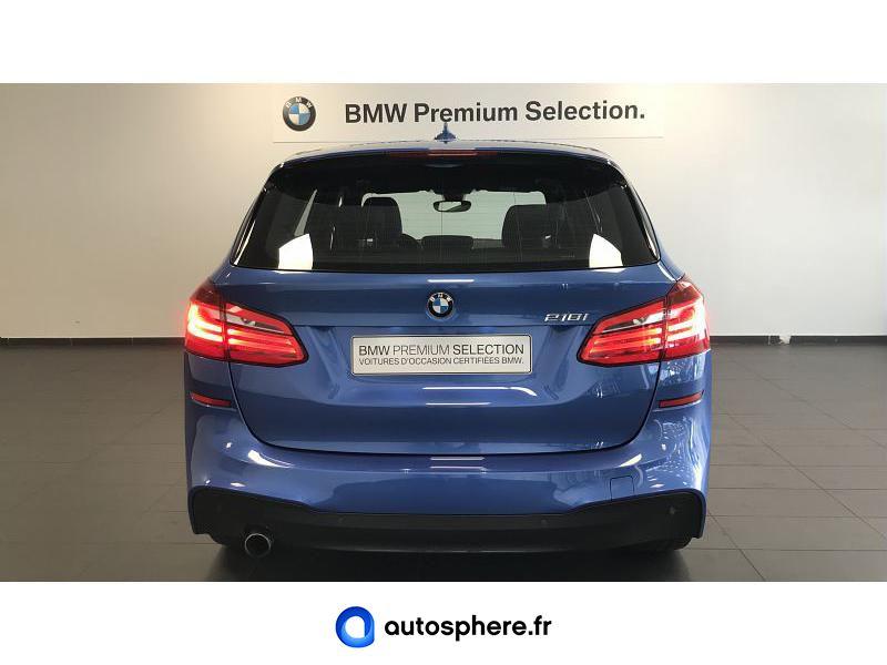 BMW SERIE 2 ACTIVE TOURER 218I 136CH M SPORT - Miniature 4