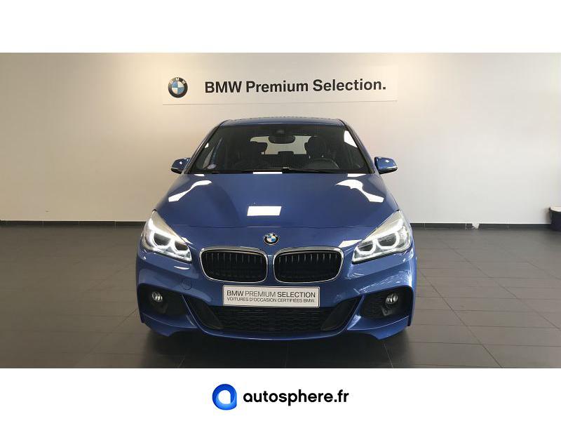 BMW SERIE 2 ACTIVE TOURER 218I 136CH M SPORT - Miniature 5