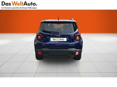 JEEP RENEGADE 1.3 GSE T4 190CH 4XE LIMITED AT6 - Miniature 3