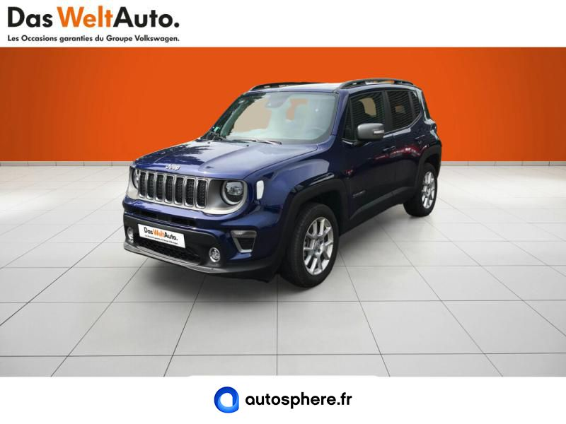 JEEP RENEGADE 1.3 GSE T4 190CH 4XE LIMITED AT6 - Photo 1