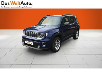 Jeep Renegade 1.3 GSE T4 190ch 4xe Limited AT6 occasion