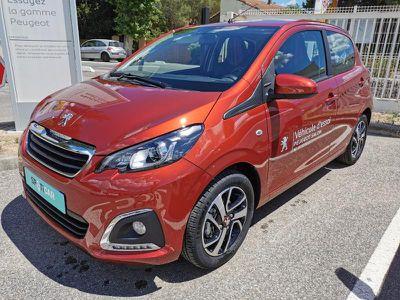 Peugeot 108 VTi 72 Allure S&S 4cv 5p occasion
