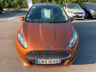 Ford Fiesta 1.25 82ch Trend 5p occasion