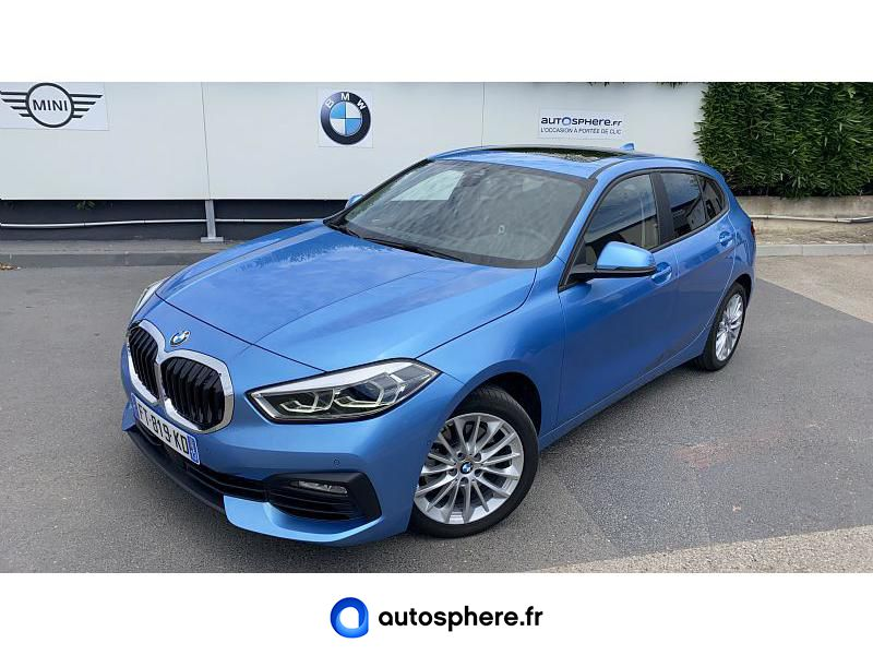 BMW SERIE 1 118IA 136CH LOUNGE DKG7 - Miniature 1