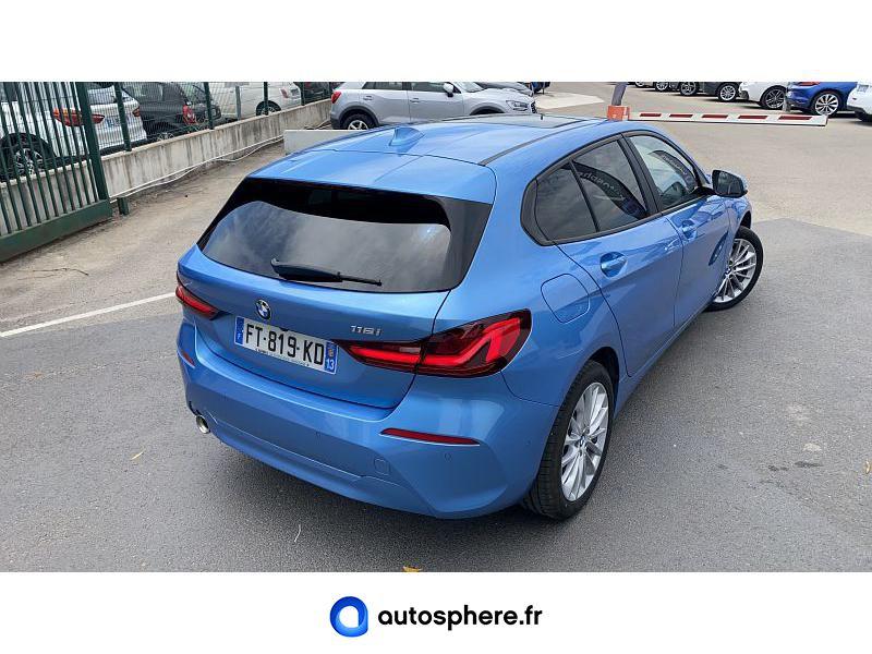 BMW SERIE 1 118IA 136CH LOUNGE DKG7 - Miniature 2