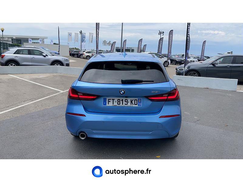 BMW SERIE 1 118IA 136CH LOUNGE DKG7 - Miniature 4