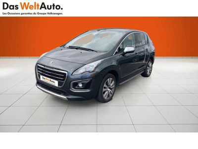 Peugeot 3008 1.6 BlueHDi 120ch Style II S&S EAT6 occasion