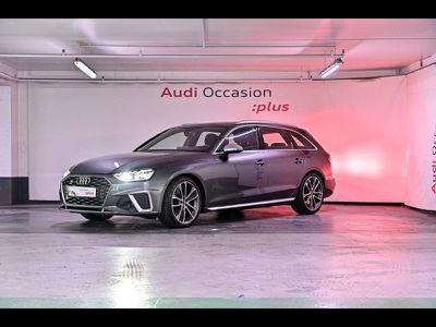 Audi S4 Avant 3.0 TDI 341ch quattro tiptronic 8 occasion
