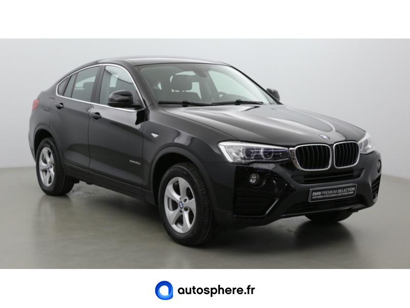 BMW X4 XDRIVE20D 190CH LOUNGE PLUS - Miniature 3