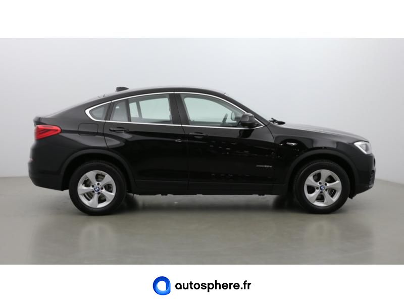 BMW X4 XDRIVE20D 190CH LOUNGE PLUS - Miniature 4