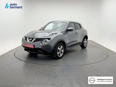 Nissan Juke 1.5 dCi 110ch Business Edition 2018 Euro6c occasion