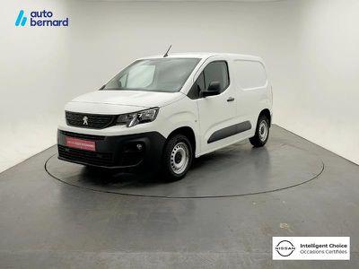 Peugeot Partner STANDARD 650 KG BLUEHDI 100 S&S BVM5 PREMI occasion