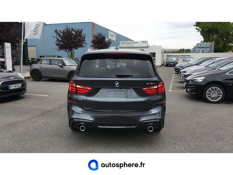 BMW SERIE 2 GRAN TOURER 218DA 150CH  M SPORT - Miniature 4