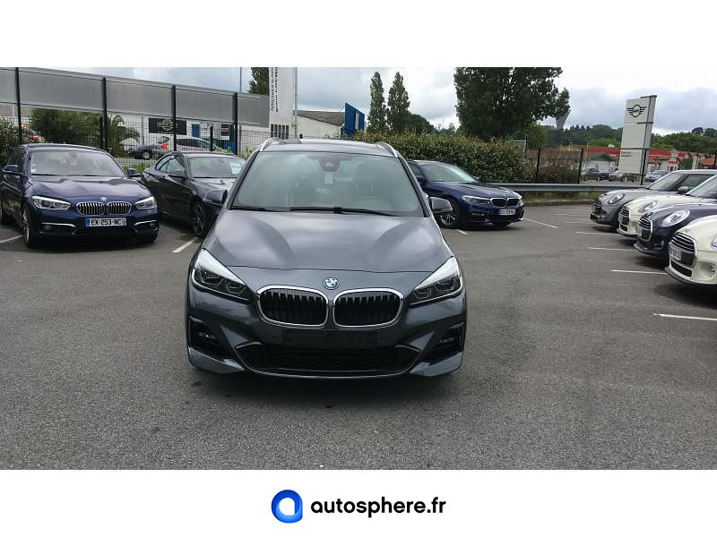 BMW SERIE 2 GRAN TOURER 218DA 150CH  M SPORT - Miniature 5