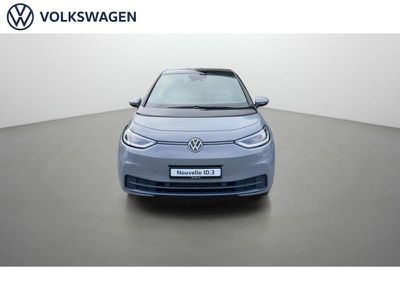 VOLKSWAGEN ID.3 58 KWH - 204CH BUSINESS - Miniature 1