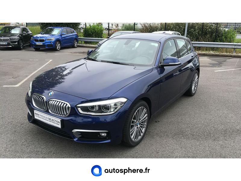 BMW SERIE 1 116I 109CH URBANCHIC 5P - Photo 1