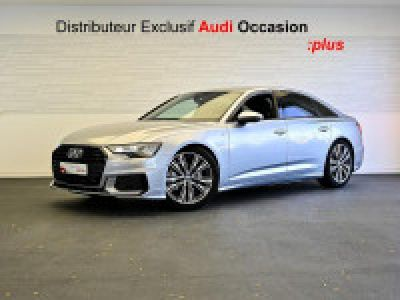 Audi A6 40 TDI 204ch S line S tronic 7 126g occasion
