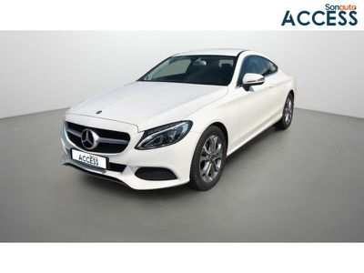 Mercedes Classe C Coupe 250 d 204ch 9G-Tronic occasion
