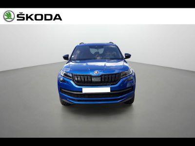 Skoda Kodiaq 2.0 TDI 150 SCR Sportline DSG Euro6d-T 5 places occasion