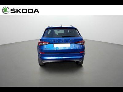 SKODA KODIAQ 2.0 TDI 150 SCR SPORTLINE DSG EURO6D-T 5 PLACES - Miniature 4