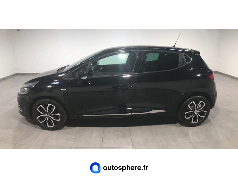 RENAULT CLIO 0.9 TCE 90CH LIMITED 5P - Miniature 3