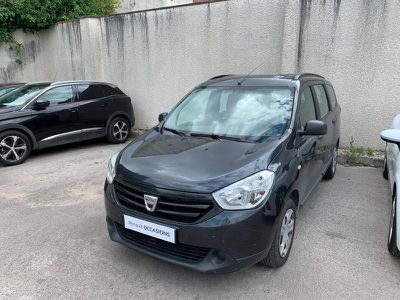 Dacia Lodgy 1.5 dCi 90ch Silver Line 5 places occasion
