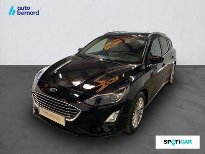 Ford Focus Sw 1.0 EcoBoost 125ch Titanium occasion