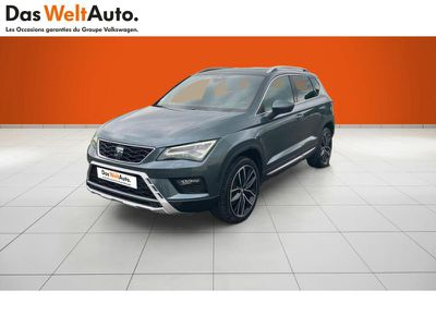Seat Ateca 2.0 TDI 150ch Start&Stop Xcellence 4Drive occasion