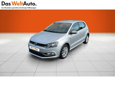 Volkswagen Polo 1.2 TSI 90ch BlueMotion Technology Lounge 5p occasion
