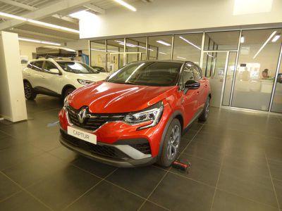 Renault Captur 1.6 E-Tech hybride rechargeable 160ch RS Line - 21B occasion