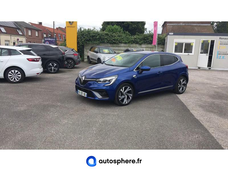 RENAULT CLIO 1.0 TCE 100CH RS LINE - Miniature 1
