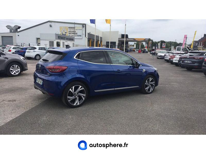 RENAULT CLIO 1.0 TCE 100CH RS LINE - Miniature 2