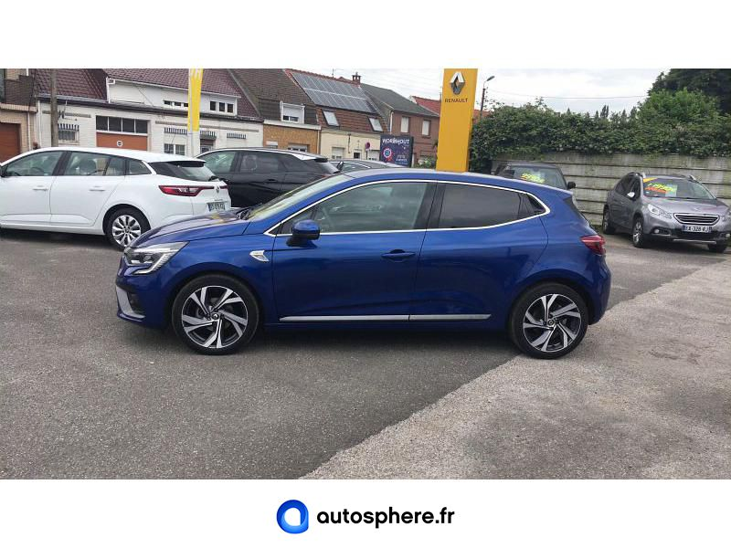 RENAULT CLIO 1.0 TCE 100CH RS LINE - Miniature 3