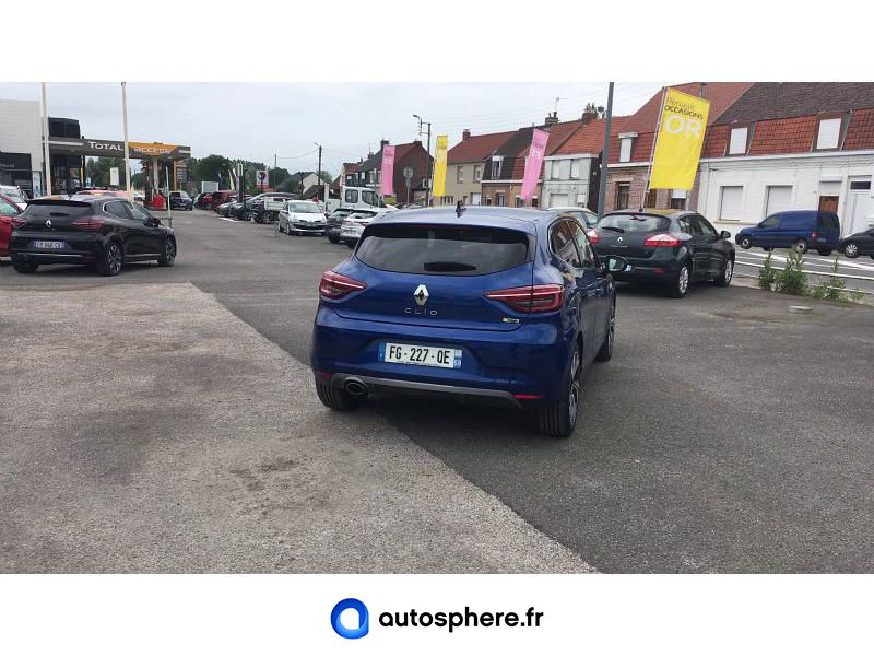 RENAULT CLIO 1.0 TCE 100CH RS LINE - Miniature 4
