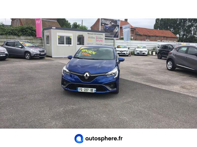 RENAULT CLIO 1.0 TCE 100CH RS LINE - Miniature 5
