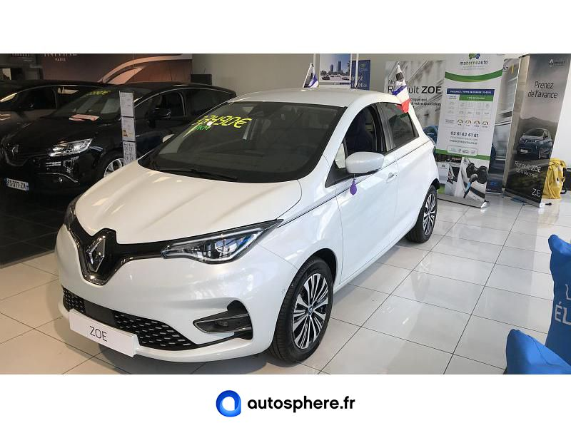 RENAULT ZOE EXCEPTION CHARGE NORMALE R135 ACHAT INTéGRAL - 20 - Miniature 1