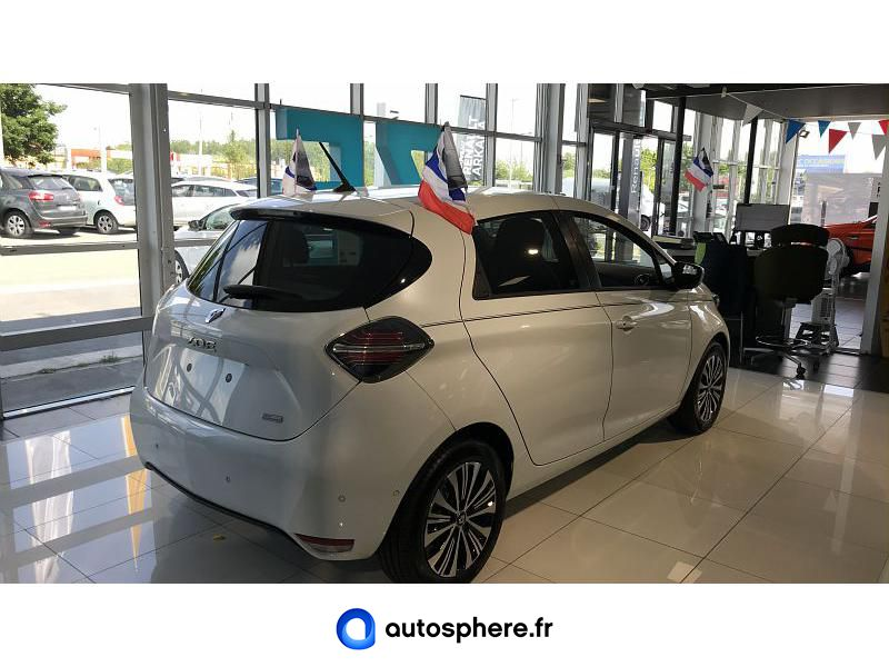RENAULT ZOE EXCEPTION CHARGE NORMALE R135 ACHAT INTéGRAL - 20 - Miniature 2