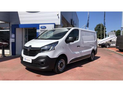 Renault Trafic L1H1 1200 1.6 dCi 145ch energy Grand Confort Euro6 occasion