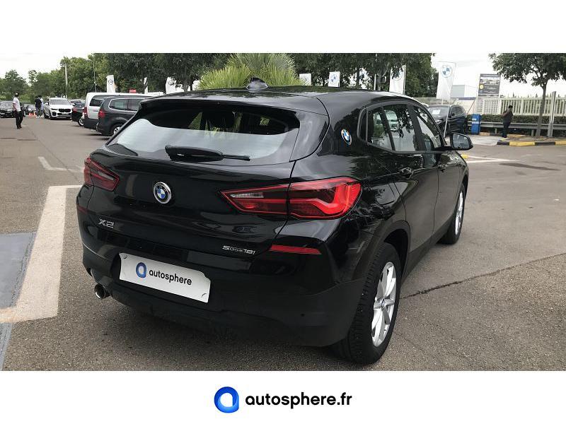 BMW X2 SDRIVE18I 140CH LOUNGE - Miniature 2
