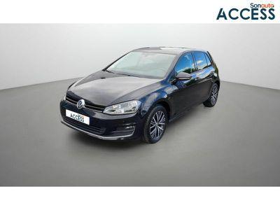 Volkswagen Golf 1.6 TDI 110ch BlueMotion Technology FAP Allstar DSG7 5p occasion