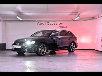 Audi A4 Avant 35 TDI 163ch Avus S tronic 7 occasion