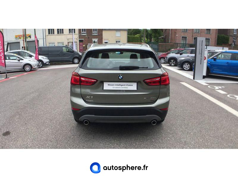 BMW X1 SDRIVE20IA 192CH LOUNGE DKG7 EURO6D-T - Miniature 4