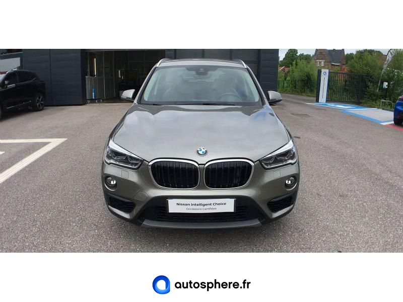 BMW X1 SDRIVE20IA 192CH LOUNGE DKG7 EURO6D-T - Miniature 5