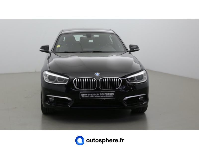 BMW SERIE 1 118DA 150CH URBANCHIC 3P EURO6C - Miniature 2