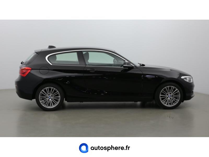 BMW SERIE 1 118DA 150CH URBANCHIC 3P EURO6C - Miniature 4