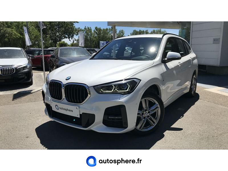 BMW X1 SDRIVE16DA 116CH M SPORT DKG7 - Miniature 1
