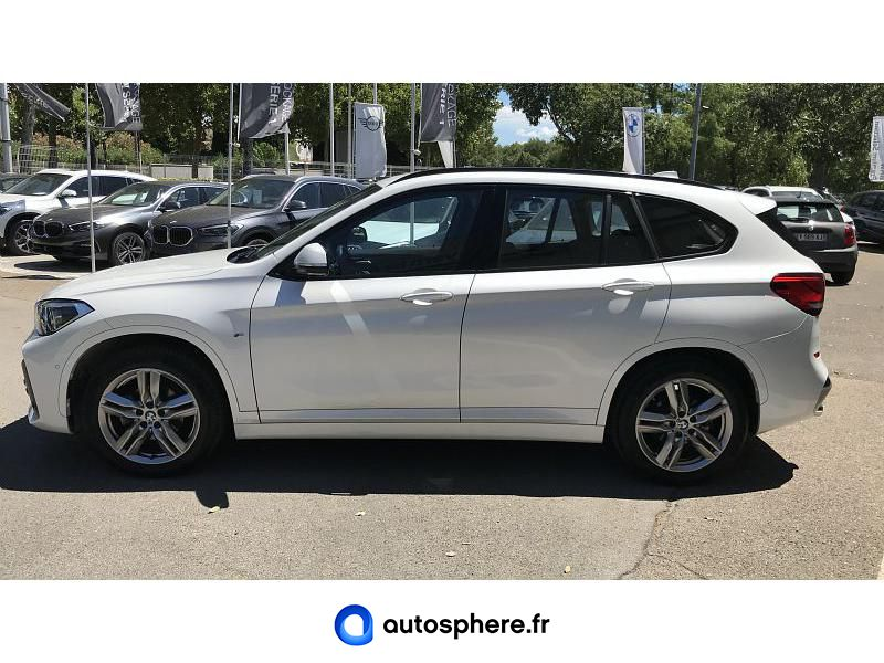 BMW X1 SDRIVE16DA 116CH M SPORT DKG7 - Miniature 3