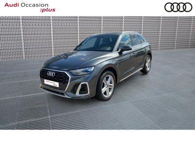 Audi Q5 35 TDI 163ch S line S tronic 7 occasion