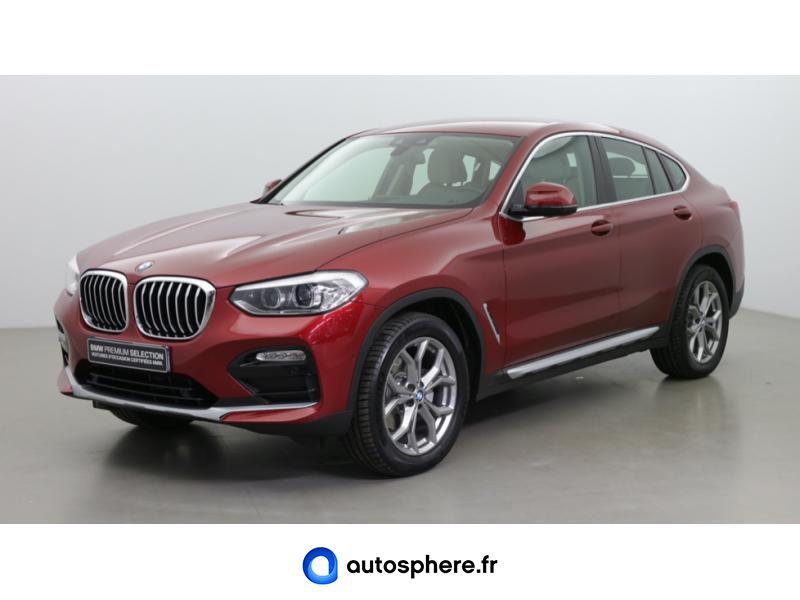 BMW X4 XDRIVE20D 190CH XLINE EURO6C - Photo 1